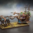 Dread Elves - Hunting Chariot