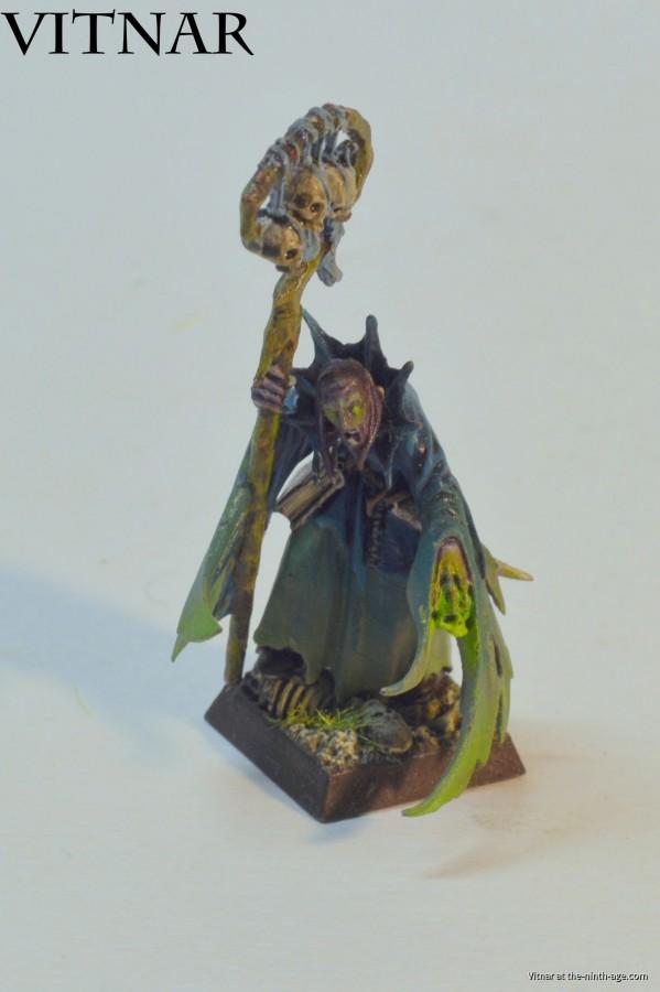A Necromancer. Klaatu! Barada! Nikto!