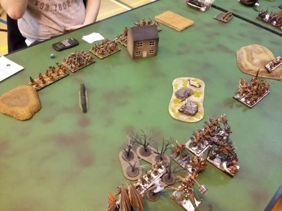Midlands GT Game 1 Warriors v Dwarves