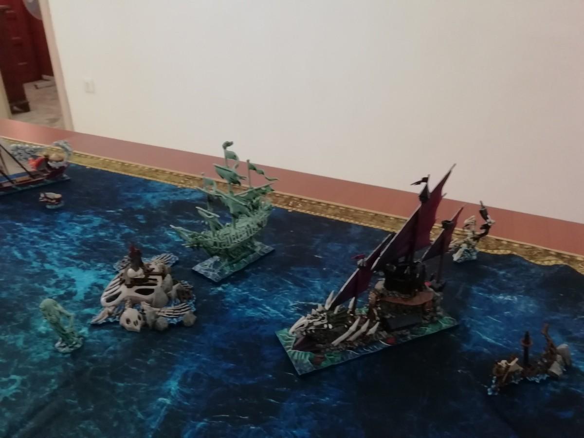 Naval battle detail 2