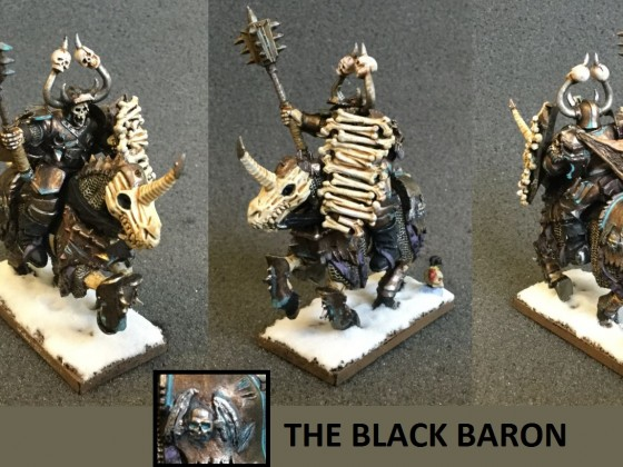 The Black Baron (Barrow King)