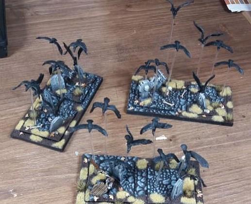 VC bat swarms
