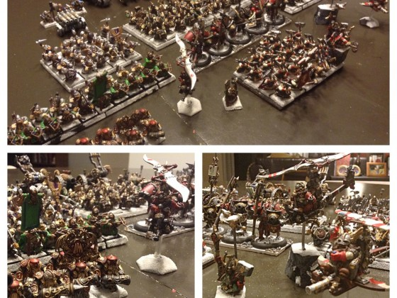 Dwarven Holds Army Collection
