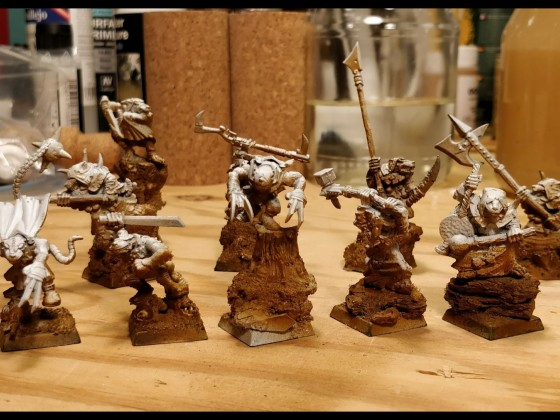 New Warband coming through