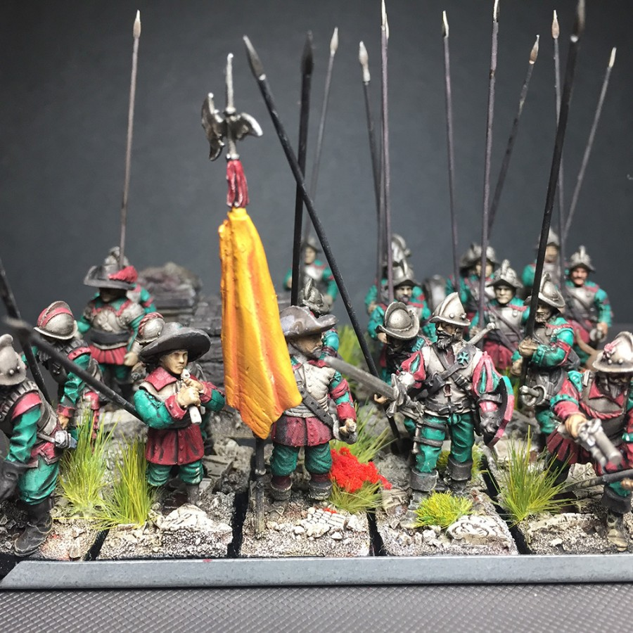 Pikemen / Spearmen
