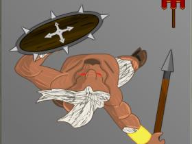 MongrelHerd(Spear)Banner