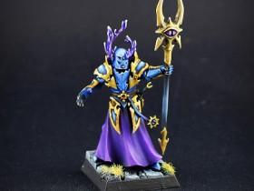 Sorcerer with Mark of Change