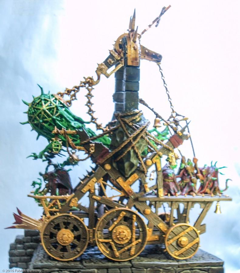 Plague Pendulum