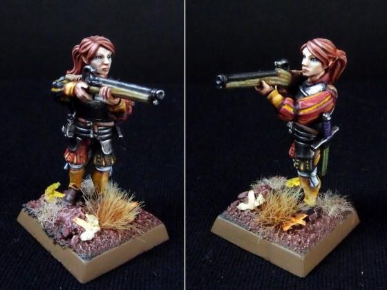 Handgunner