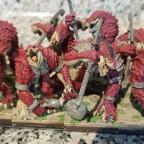 Woogity Kroxigors (Caimans)