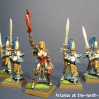 Sunna with personal guard 01