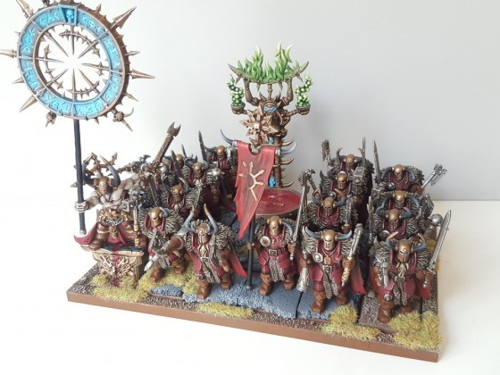 Wrath warriors and BSB