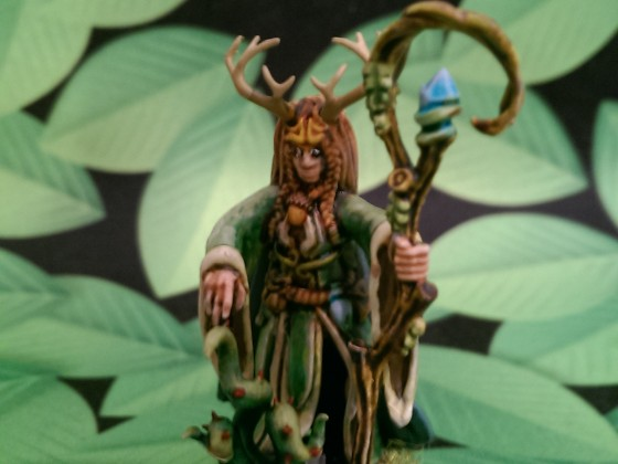 3d printed druid