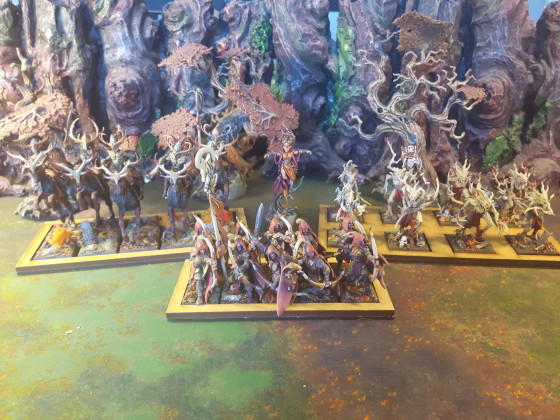Sylvan Elves Patrol