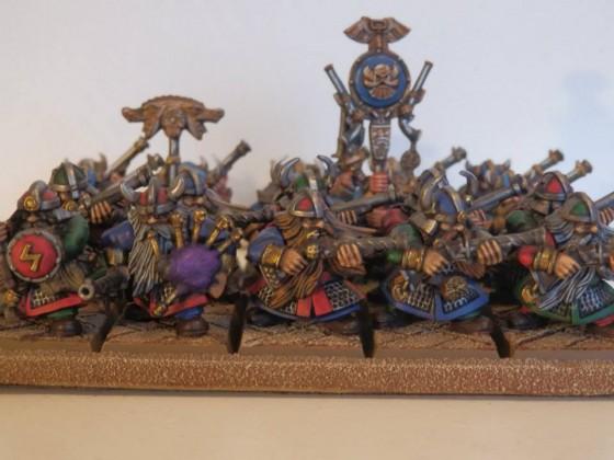 Clan Marksmen W. guns