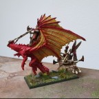 Fithvaels Dragon Chariot