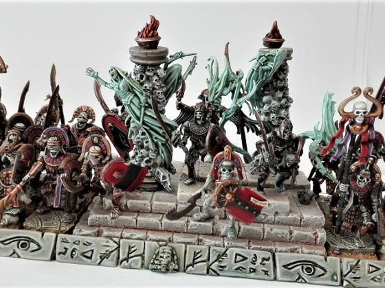 Hail to the Guardians of the Dead Cities : Necropolis Guard