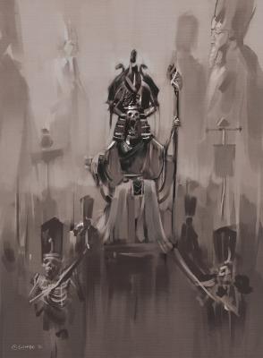 High Priest Tel Amun
