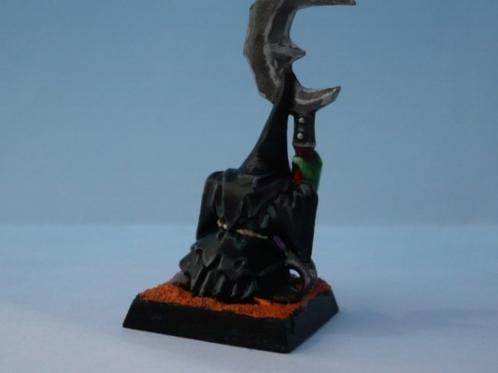 O&G cave goblin chief (back)