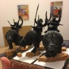 Raiding chariots