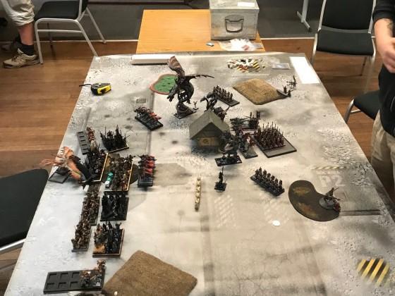 Last Stand 2018 - DE vs HE (Turn 1 DE)