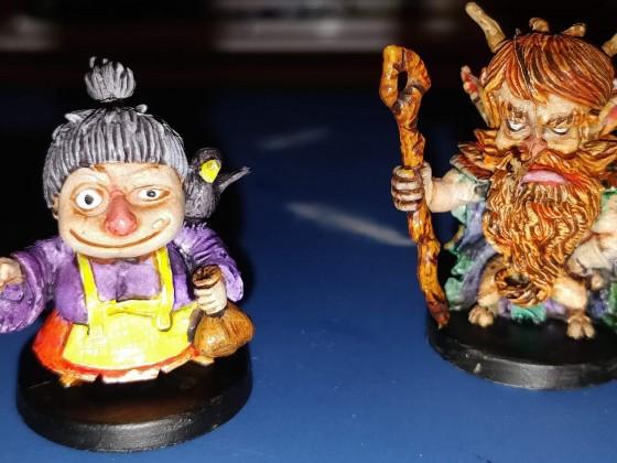 Arcadia Quest Minis