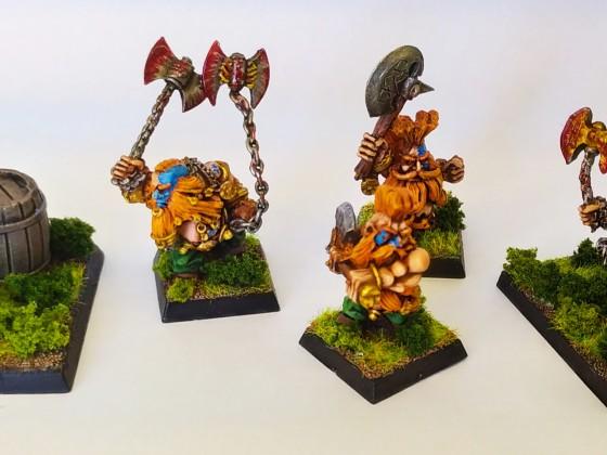 Seeker reinforcements and a vengeance seeker