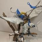 Forrest Prince on Eagle King 2