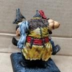 Mercenary Veteran (Werewoolf Miniatures)