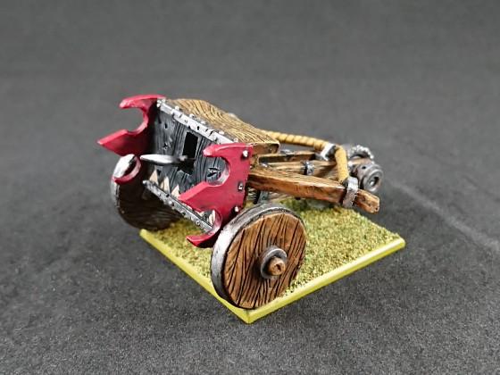 Shieldwolf - Skewerer
