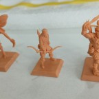 Veil of the Ages miniatures - part 1