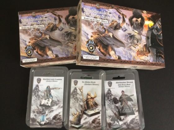 Shieldwolf Models for Elven Armies
