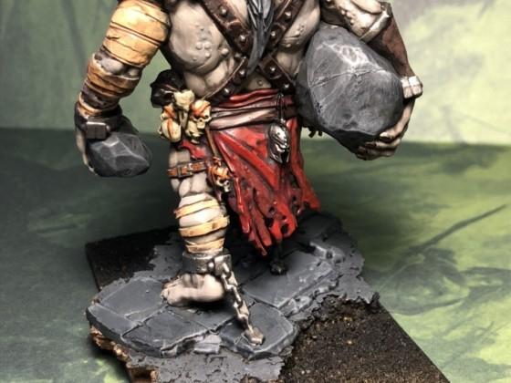 Beast Giant back