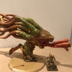 Sentinel of Nukuja Strixian Spirit
