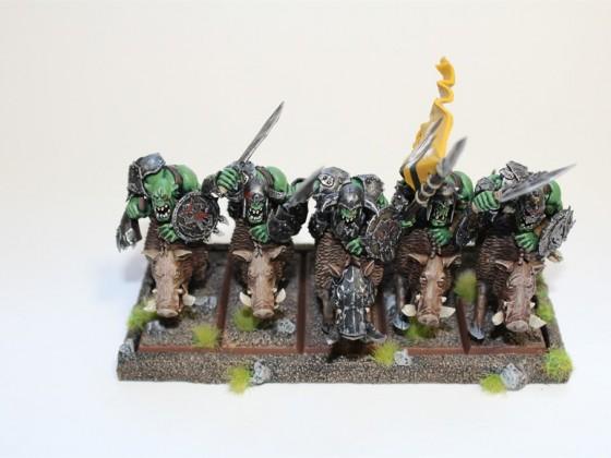 Games Workshop Orc Boar Riders