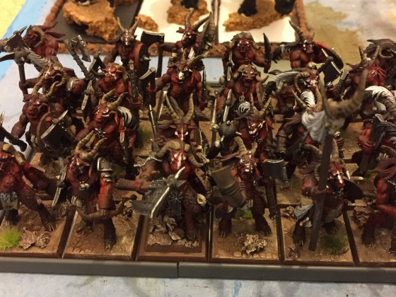 Wildhorn ambushers