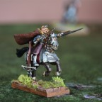 Inquisitor on Horse with Silver Bullets