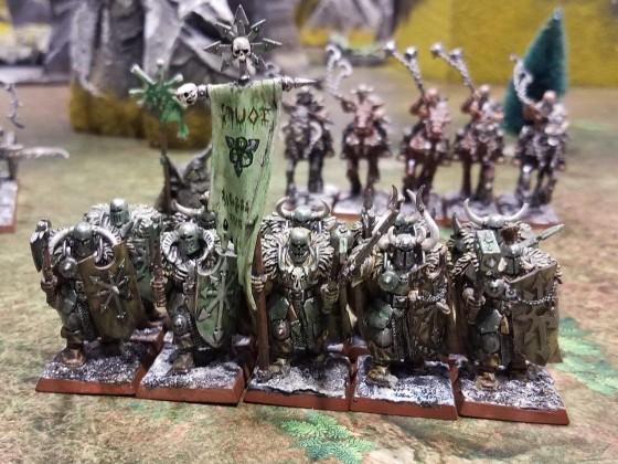 Quickstarter WDG - Warriors