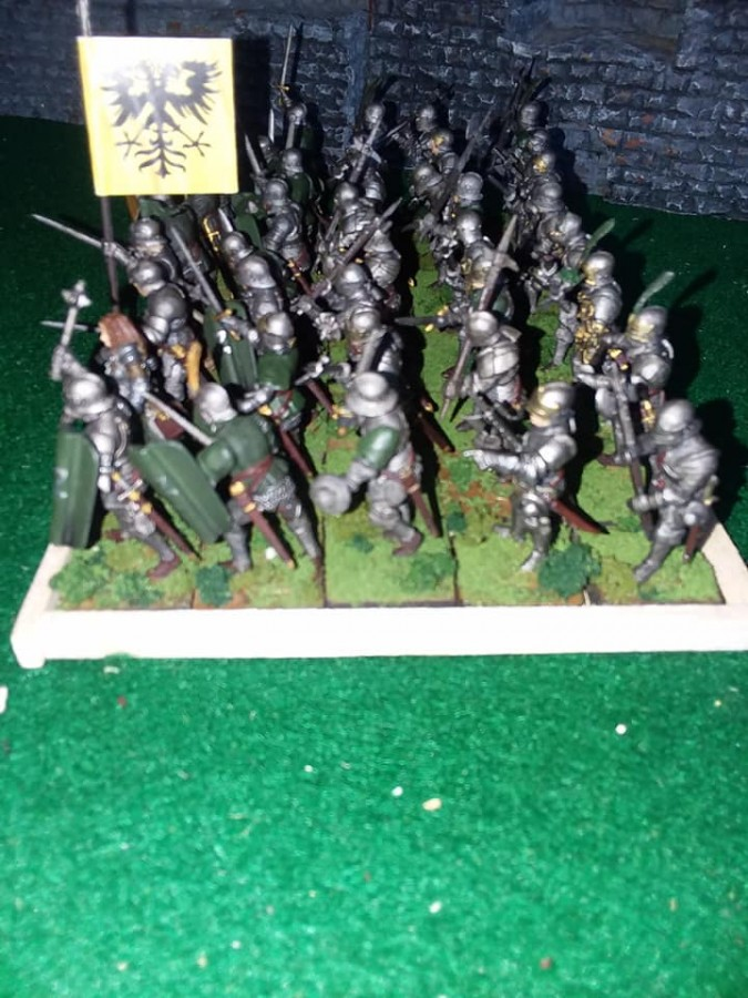 Uradel's Army - Imperial Guard