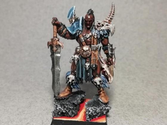 Åsklander chieftain 1
