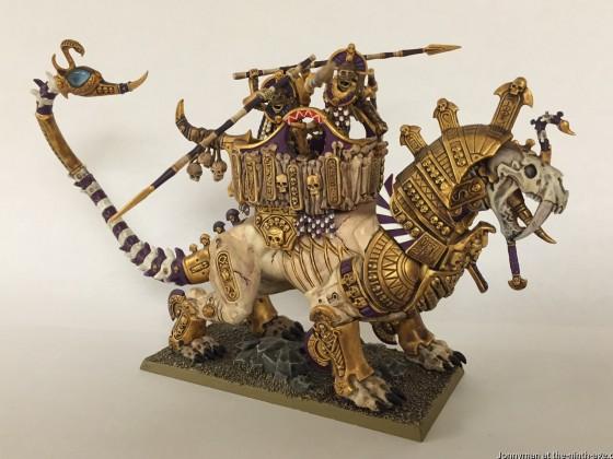 Battle Sphinx