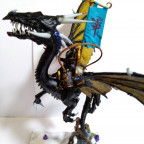 Legion Legate on Imperius Dragon