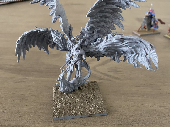 Seraph by Caballero Miniatures
