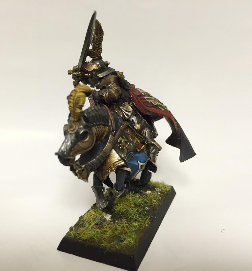 Gamezone Knight Commander