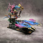 Blazing Chariot with Herald