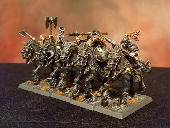 QS WDG Barbarian Horsemen