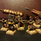Cannon & Volley Gun