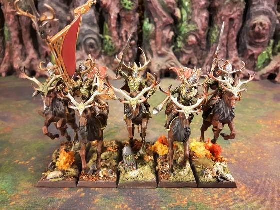 Autumn Wild Huntsmen
