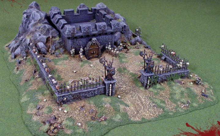 Necromancers Graveyard