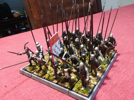 Spearmen levy of Asylheim